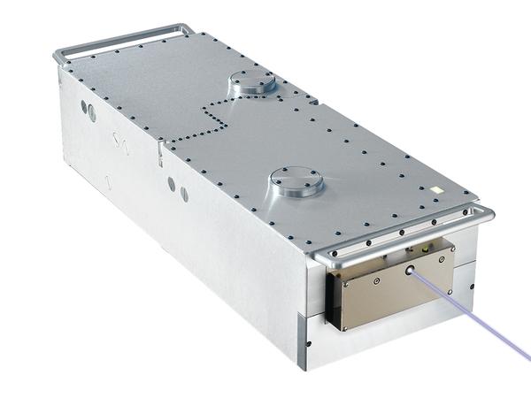 Q-модулирани DPSS лазери