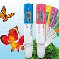 Компактни измерители на качеството на водата LAQUAtwin