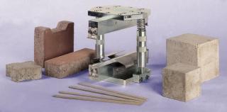 Приспособление за изпитване на бетонни блокчета за настилки  <br>EN 1338; 12390-6