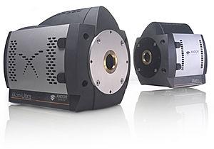 CCD, iCCD, EMCCD, SCMOS камери