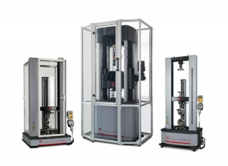 Електро-механични рамки за статични натоварвания на натиск и опън