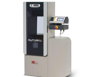 Автоматична натискова преса за бетон