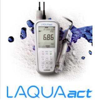 Ръчни измервателни уреди LAQUA