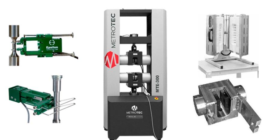 TECHLAB SYSTEMS, S.L. Електромеханична машина за изпитване на материали